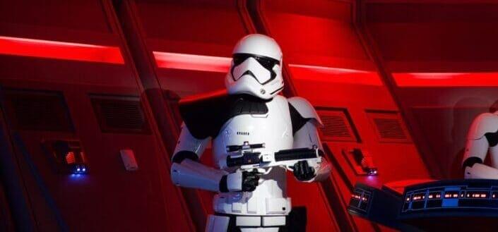 Stormtrooper from recent trip to Walt Disney World.