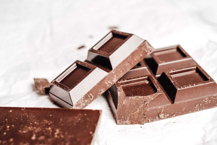 candy history trivia questions - Which country invented milk chocolate?