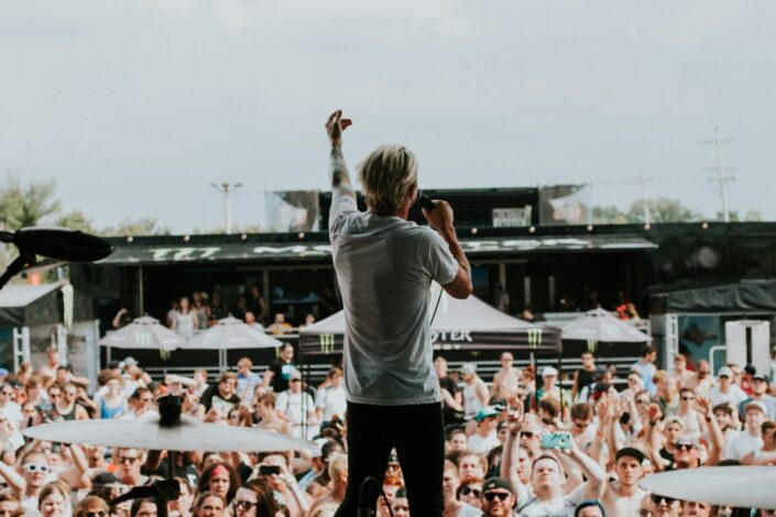The Word Alive - Warped Tour 2016