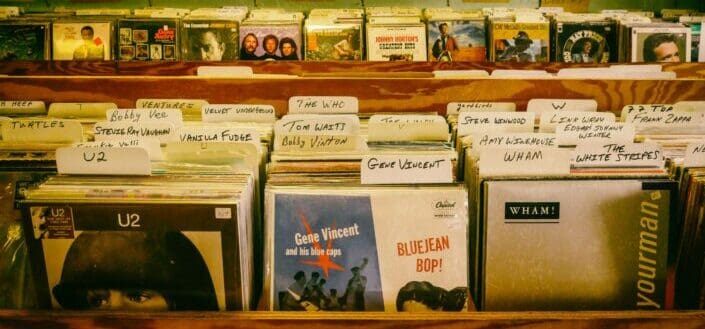 music albums for sale