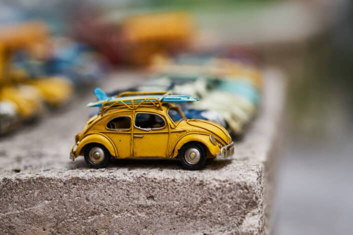 An array of micro machines.