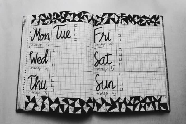 An open weekly journal