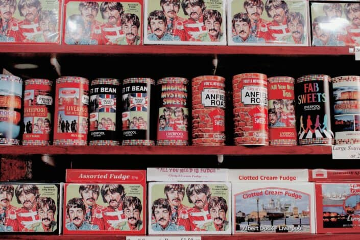 The beatles assorted sweets