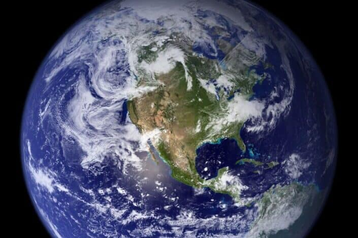 Astonishing photo of the earth