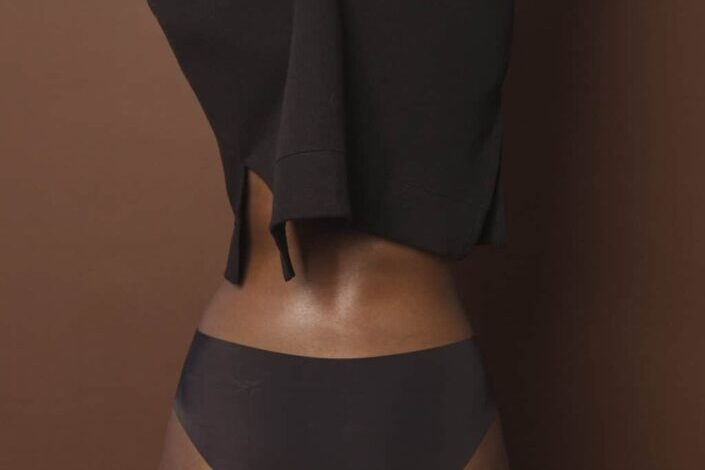 45. Tie your shirt up to expose your midriff and twerk.